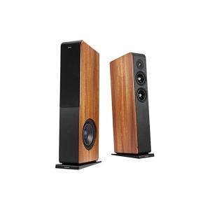 audio-pro - AVANTO FS-20/ウォールナット(ペア)【メーカー直送(代引不可)】【メーカー在庫有り即納】|audio-ippinkan