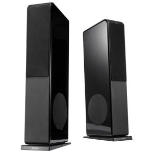 audio-pro - AVANTO FS-20/ピアノブラック(ペア)【メーカー直送(代引不可)】【メーカー在庫有り即納】|audio-ippinkan