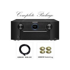 AIRBOW - AV8805 Special コンプリートパッケージ(13.2ch対応・AVプリアンプ)|audio-ippinkan