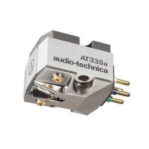 audio-technica - AT33Sa(MC型ステレオカートリッジ)【在庫有り即納】|audio-ippinkan