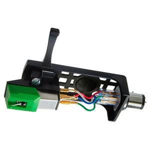 audio-technica - AT-95E/HSB(VM型デュアルマグネットステレオカートリッジ/ヘッドシェル付き)【在庫有り即納】 audio-ippinkan