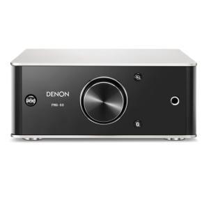 DENON - PMA-60/プレミアムシルバー(USB-DAC搭載プリメインアンプ)【次回3月下旬入荷予定・ご予約受付中】 audio-ippinkan