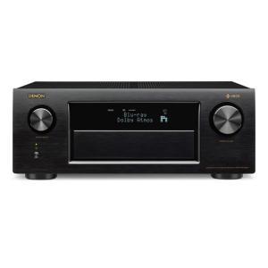 DENON - AVR-X4400H/ブラック(9.2ch AVサラウンドレシーバー)【在庫有り即納】|audio-ippinkan