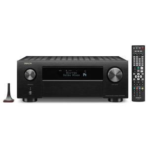 DENON - AVR-X4500H/ブラック(9.2ch AVサラウンドレシーバー)  【次回11月以降入荷予定・ご予約受付中】|audio-ippinkan