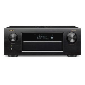 DENON - AVR-X6400H/ブラック(11.2ch AVサラウンドレシーバー)【在庫有り即納】|audio-ippinkan