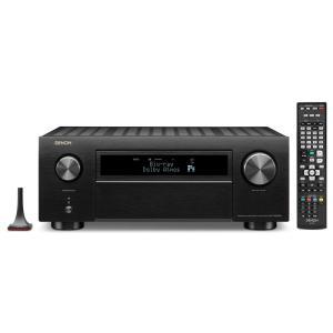DENON - AVC-X6500H/ブラック(11.2ch AVサラウンドアンプ)【次回納期未定・ご予約受付中】|audio-ippinkan