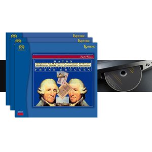 ESOTERIC - ESSD-90202/04(SACDソフト3枚組 ハイドン:交響曲集)【在庫有り即納】|audio-ippinkan