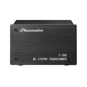 Phasemation - T-300(MC昇圧トランス) 【在庫有り即納】|audio-ippinkan