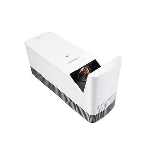 LG - HF85LS(フルHD・DLP方式レーザー光源輝度1,500ルーメン超短焦点プロジェクター)【メーカー取寄・5〜7営業日前後※メーカー休業日除く】 audio-ippinkan