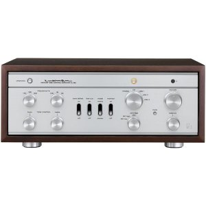 LUXMAN - CL-38u 【LUXMANプレミアム延長保証対象品3年】【在庫有り即納】 audio-ippinkan
