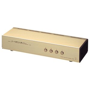 LUXMAN - AS-44(AS44)(ラインセレクター) 【在庫有り即納】 audio-ippinkan