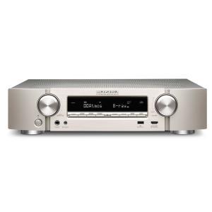 marantz - NR1710/FN/シルバー・ゴールド(7.1ch・スリムデザイン・AVサラウンドレシーバー)【在庫有り即納】|audio-ippinkan