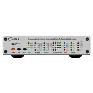 MUTEC - MC-3+USB/Aluminum(USB デジタルオーディオ・マスタークロックジェネレーター)【在庫有り即納】|audio-ippinkan