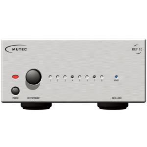 MUTEC - REF10/Aluminum(10Mhzリファレンスクロックジェネレーター)【在庫有り即納】|audio-ippinkan