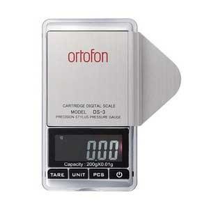 ortofon - DS-3(デジタル針圧計)【在庫有り即納】|audio-ippinkan