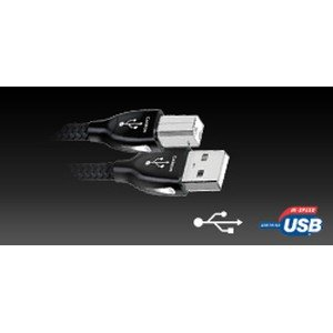 audioquest - USB CARBON(0.75m)(USB2.0 A-B)【在庫有り即納】|audio-ippinkan