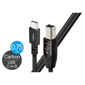 audioquest - USB2 CARBON/0.75m/CB《USB2/CAR/0.75M/CB》(USB2.0・C-B)【在庫有り即納】|audio-ippinkan