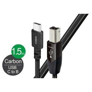 audioquest - USB2 CARBON/1.5m/CB《USB2/CAR/1.5M/CB》(USB2.0・C-B)【在庫有り即納】|audio-ippinkan