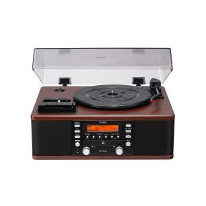 TEAC - LP-R520-WA/ウォールナット (ターンテーブル・カセット付CDレコーダー)【在庫有り即納】|audio-ippinkan