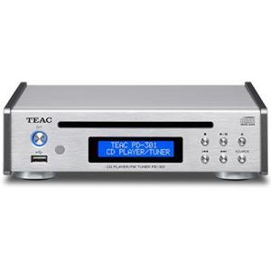 TEAC - PD-301/シルバー 【在庫有り即納】|audio-ippinkan
