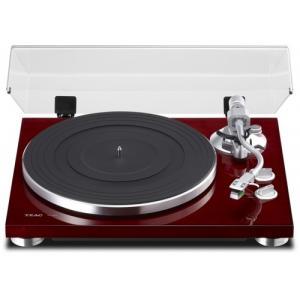 TEAC - TN-350/チェリー(フォノイコライザー ・USB出力内蔵/レコードプレーヤー )【在庫有り即納】|audio-ippinkan