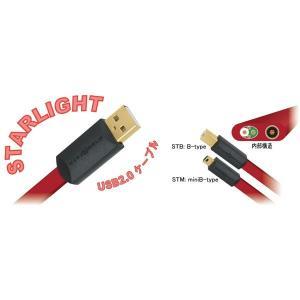 WireWorld - STM(2.0m)(USB2.0 A-MiniB)【在庫限り特価品】|audio-ippinkan