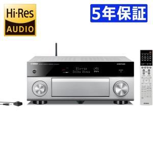 YAMAHA - RX-A1070-H/チタン(7.1ch・AVレシーバー)【在庫有り即納】|audio-ippinkan