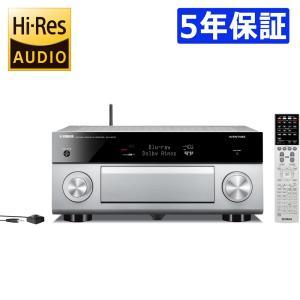 YAMAHA - RX-A2070-H/チタン(9.2ch・AVレシーバー)【次回5月末以降入荷予定・ご予約受付中】|audio-ippinkan