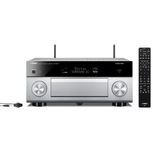 YAMAHA - RX-A2080-H/チタン(9.2ch・AVレシーバー)【次回11月末入荷予定・ご予約受付中】|audio-ippinkan