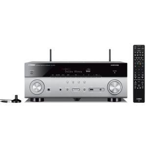 YAMAHA - RX-A780-H/チタン(7.1ch・AVレシーバー)【在庫有り即納】|audio-ippinkan