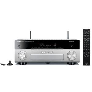 YAMAHA - RX-A880-H/チタン(7.1ch・AVレシーバー)【在庫有り即納】|audio-ippinkan