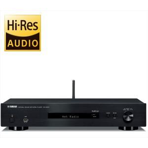 YAMAHA - NP-S303/ブラック(ネットワークプレーヤー)【在庫有り即納】|audio-ippinkan