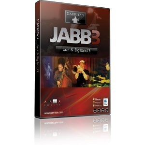 GARRITAN ガーリタン JAZZ & BIG BAND 3/ARIA ビックバンド音源|直輸入品|audio-mania