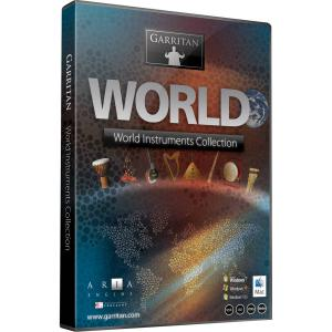 GARRITAN ガーリタン WORLD INSTRUMENTS / ARIA エスノ音源|直輸入品|新品|audio-mania