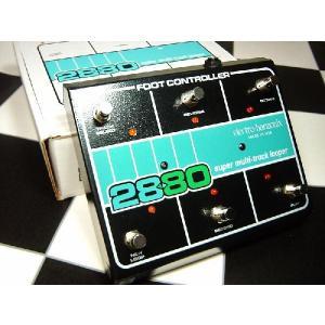 EHX Electro Harmonix エフェクター 2880 Foot Controller 直輸入品 エレクトロ・ハーモニクス ルーパー audio-mania