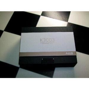 AKG イヤホン 有線 高音質 K3003 │直輸入品 audio-mania