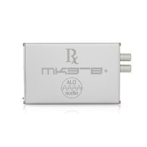 ヘッドホンアンプ ALO audio Rx MK3-B+ Silver シルバー ALOオーディオ ポタアン|audio-mania
