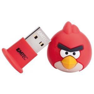 EMTEC ANGRY BIRDS 8GB USB 2.0 Flash Drive アングリーバード USB メモリ フラッシュドライブ |直輸入品|audio-mania
