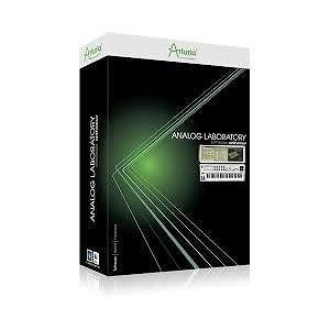 Arturia アートリア ANALOG LAB ビンテージアナログシンセサウンド サウンドコレクションダウンロード版 直輸入品 audio-mania