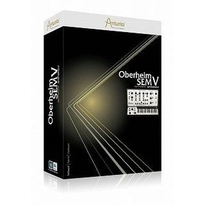 Arturia アートリア OBERHEIM SEM V ビンテージアナログシンセ音源 ダウンロード版|直輸入品|audio-mania