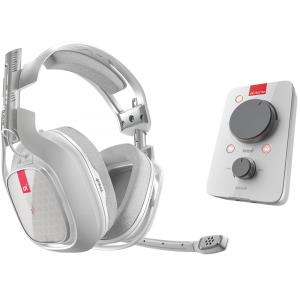 Astro Gaming アストロゲーミング ヘッドセット 有線 サラウンドサウンド A40 TR + MIXAMP Pro TR White  /xbox one/PC/Mac対応 │直輸入品|audio-mania
