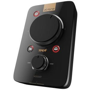 【工場再生品】 Astro Gaming MixAmp Pro TR for PS4 BLACK ブラック|直輸入品|audio-mania