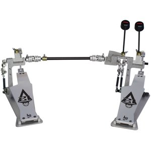 AXIS SABRE A21 DOUBLE PEDALS Silver|直輸入品|audio-mania