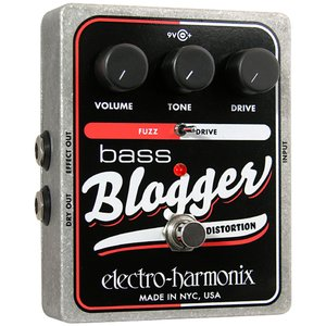 Electro Harmonix エフェクター Bass Blogger|直輸入品|audio-mania
