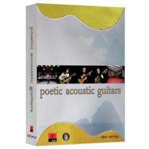Best Service ベストサービス POETIC ACOUSTIC GUITARS ポエティック アコースティック ギター 音源 打ち込み|audio-mania
