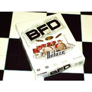 FXpansion BFD Deluxe Collection FXパンション・デラックス・コレクション BFD拡張音源|直輸入品|新品|BFD2|audio-mania