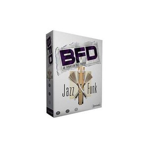 FXpansion BFD Jazz & Funk Expansion Pack FXパンション・ジャズ&ファンク BFD拡張音源|直輸入品|audio-mania