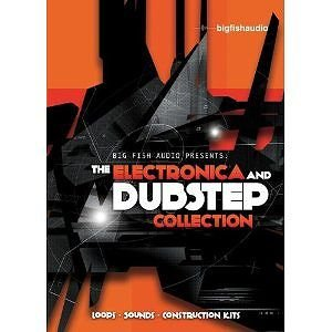 Big Fish Audio ビッグフィッシュオーディオ The Electronica and Dubstep Collection|audio-mania