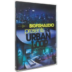 Big Fish Audio The Urban Loop Collection|直輸入品|audio-mania