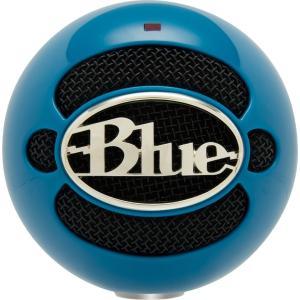 Blue ブルー  SnowBall スノーボール  Electric Blue エレクトリック ブルー|直輸入品|audio-mania